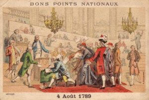 1789_ August 4_ Abolition of Feudal Privileges