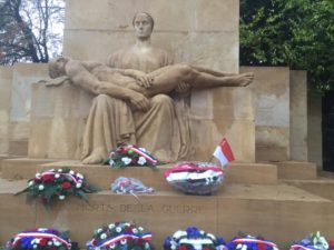 Commémoration du 11 novembre: A nos morts allemands et français