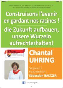 5 - Chantal Uhring