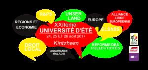 Université d'été de Régions & Peuples Solidaires (R&PS) à Kintzheim