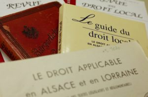 Le guide du droit local
