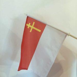 drapeau-voiture